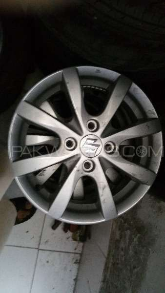 suzuki wagnor/ stingray rim only set Image-1