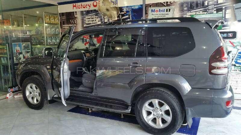 Toyota Prado TZ G 3.4 2004 Image-3