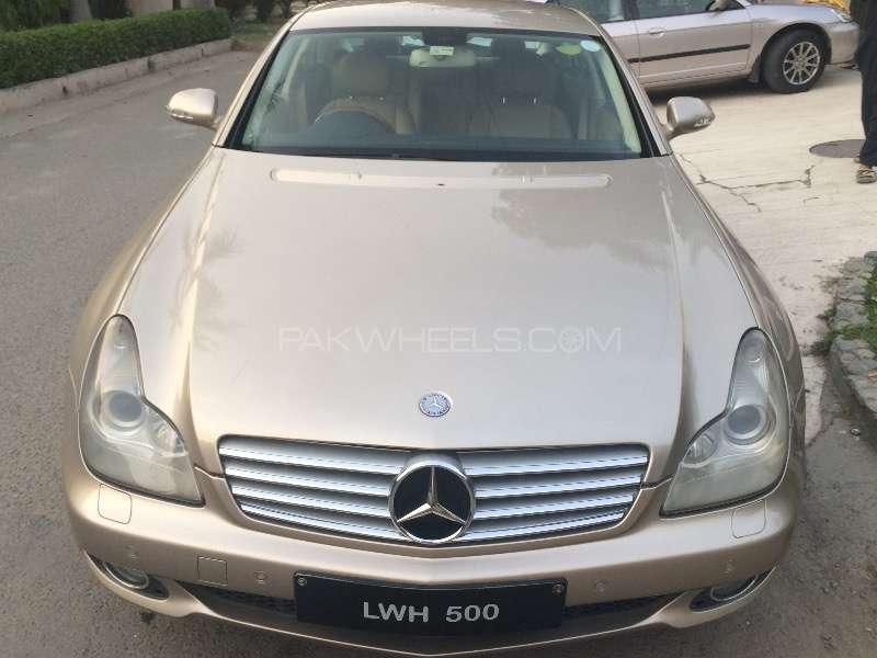 Mercedes Benz CLS Class CLS500 2006 Image-11