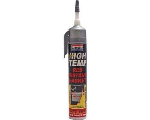 Granville XHT Instant Gasket - Red Image-1