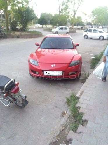 Mazda RX8 TRUE RED STYLE 2007 Image-2
