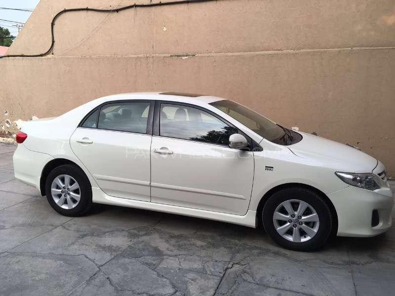 Toyota Corolla  Used Car For Sale