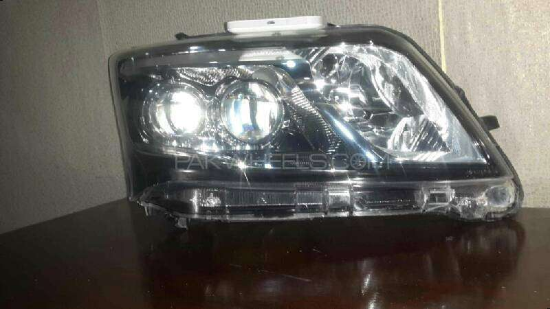 Move custom 2013 right headlight Image-1
