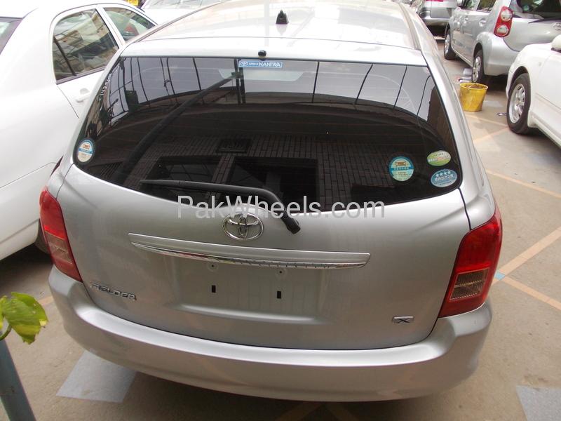 Toyota Corolla Fielder 2007 for sale in Karachi | PakWheels