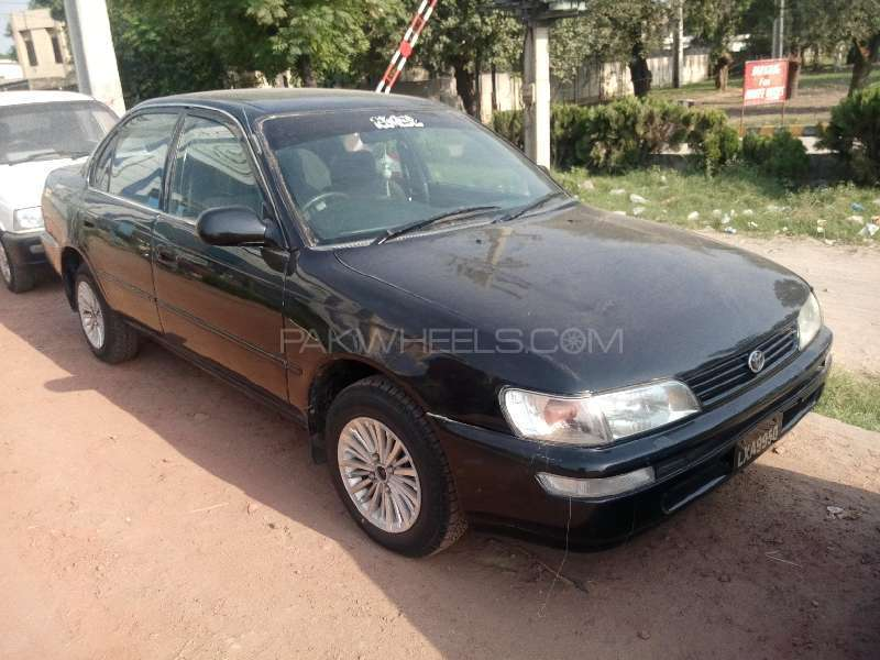 toyota corolla 1996 for sale in gujranwala pakwheels. Black Bedroom Furniture Sets. Home Design Ideas