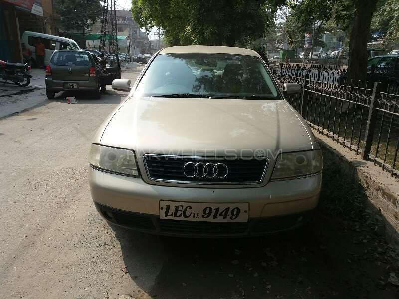 Audi A6 2001 Image-1
