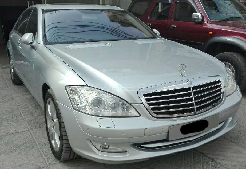 Mercedes benz s class s500 2006 for sale in rawalpindi for 2006 mercedes benz s550