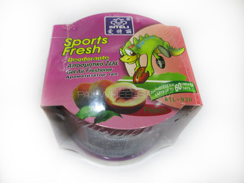 Air Freshener Sports Fresh ATL-930 Image-1