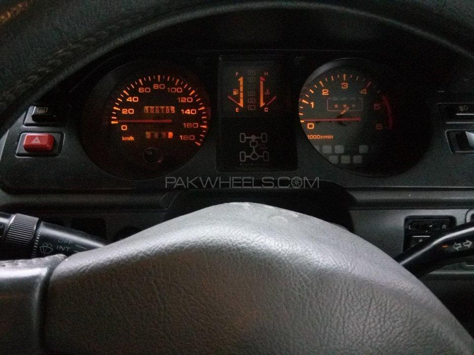 Mitsubishi Pajero Exceed Automatic 2.8D 1994 Image-6