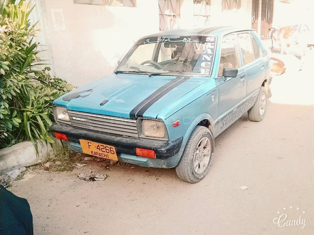 Suzuki FX GA 1987 Image-2
