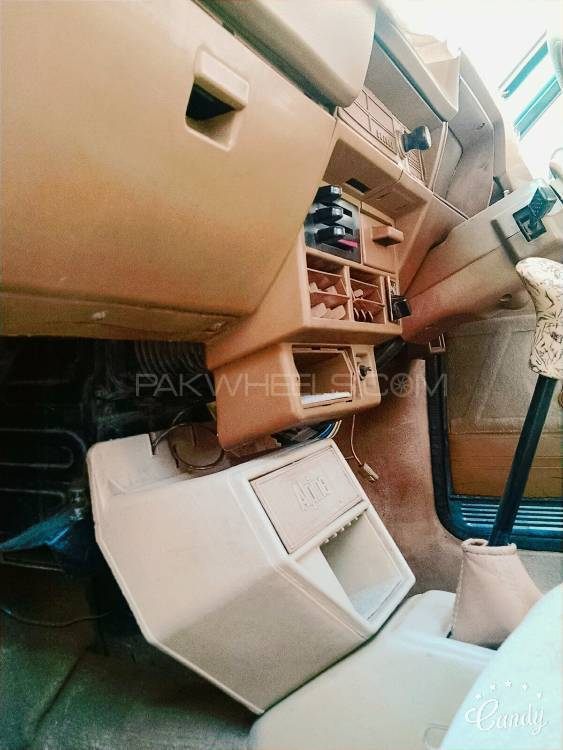 Suzuki FX GA 1987 Image-14