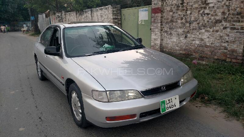 Honda accord 1996 for sale in lahore pakwheels for Used car commercial 1996 honda accord