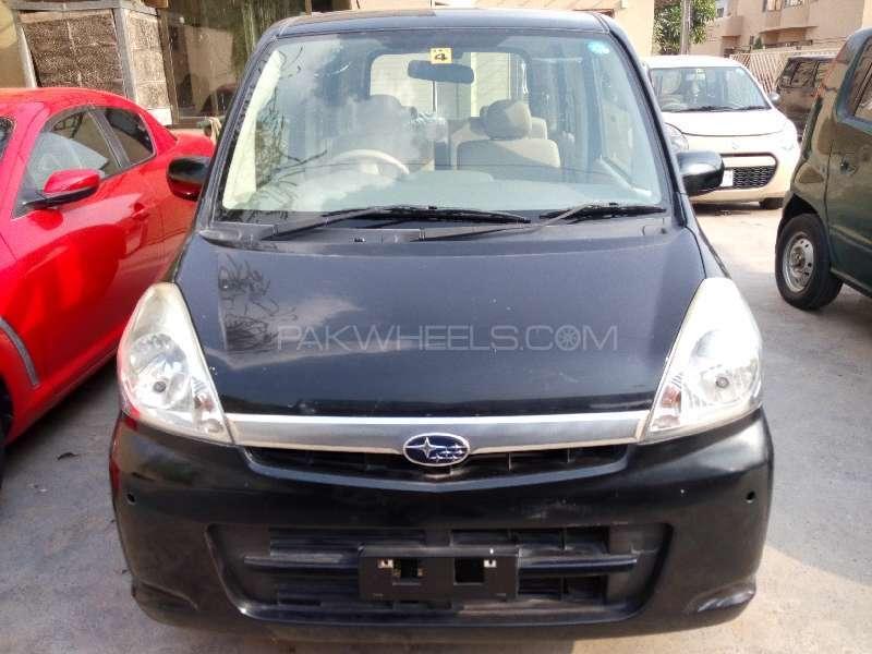 Subaru Stella 2012 Image-1