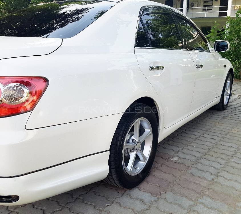 Toyota Mark X 250G S Package 2004 Image-6