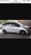 Honda Freed Hybrid 2013 for Sale in Karachi