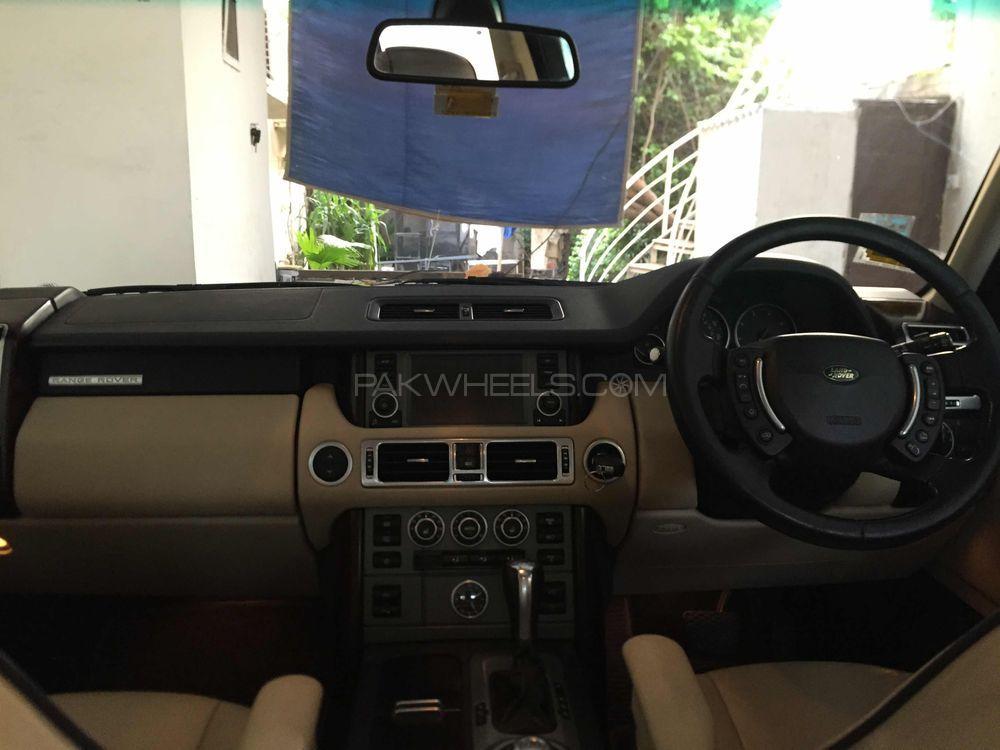 Range Rover Vogue 4.4 V8 2008 Image-1