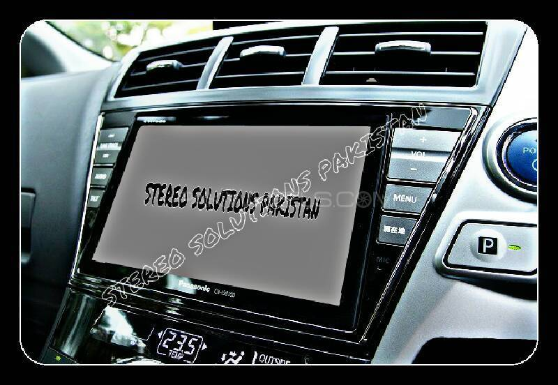 PRIUS ALPHA NAVIGATION SD CARD AVAILABLE. Image-1