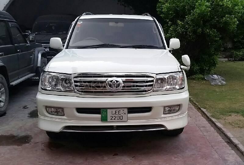 Toyota Land Cruiser VX Limited 4.2D 1999 Image-1