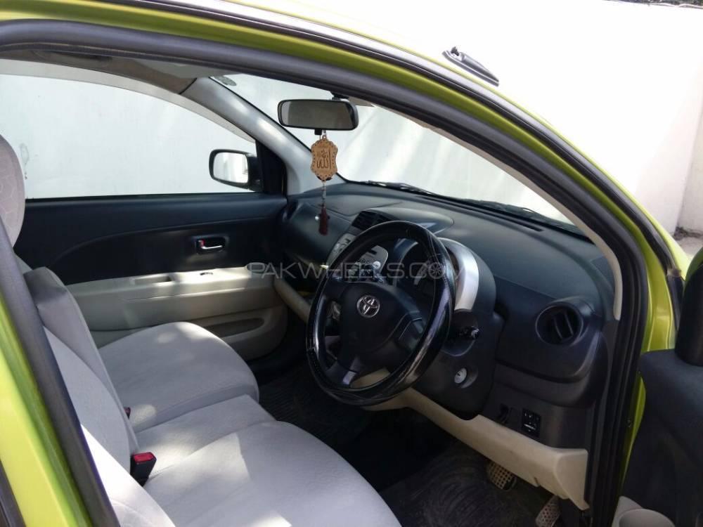 Toyota Passo X 2007 Image-3