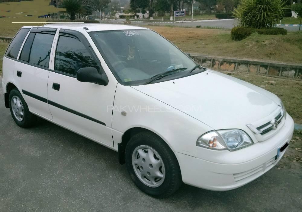 Suzuki Cultus VXRi 2011 Image-2