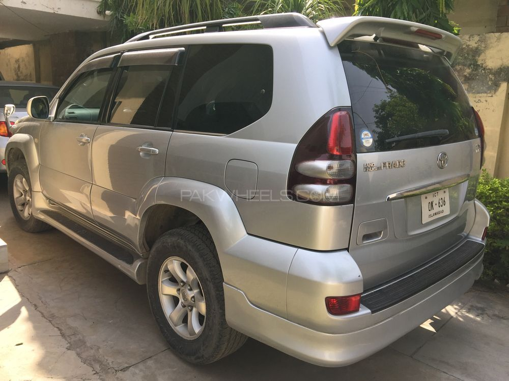 Toyota Prado TX 2.7 2005 Image-4