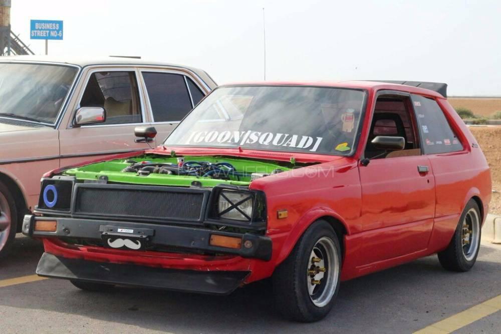 Toyota Starlet 1978 Image-1