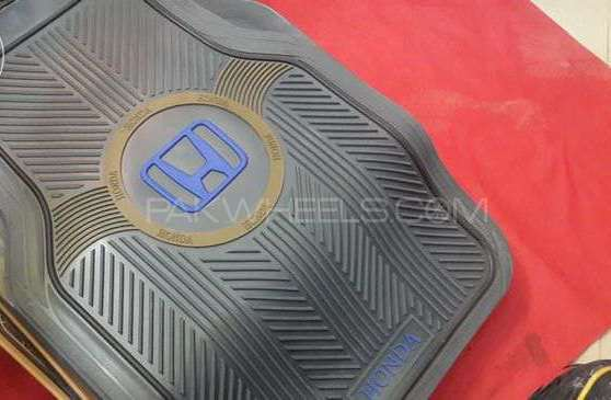 Honda Floor Mats, for Cars Image-1