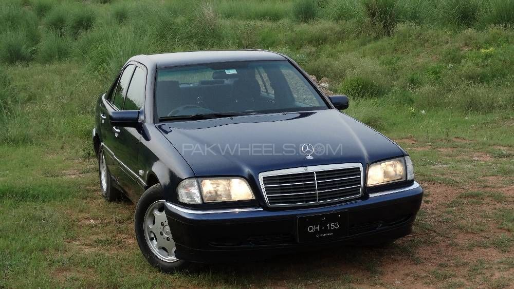 Mercedes benz c class c240 1999 for sale in islamabad for Mercedes benz c240 rims