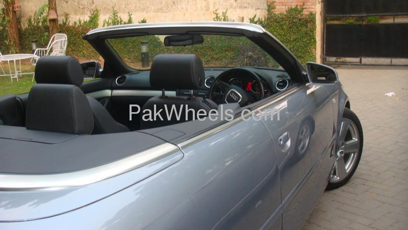 Audi A4 2008 Image-4