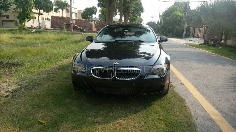BMW 6 Series 645i 2004 Image-4