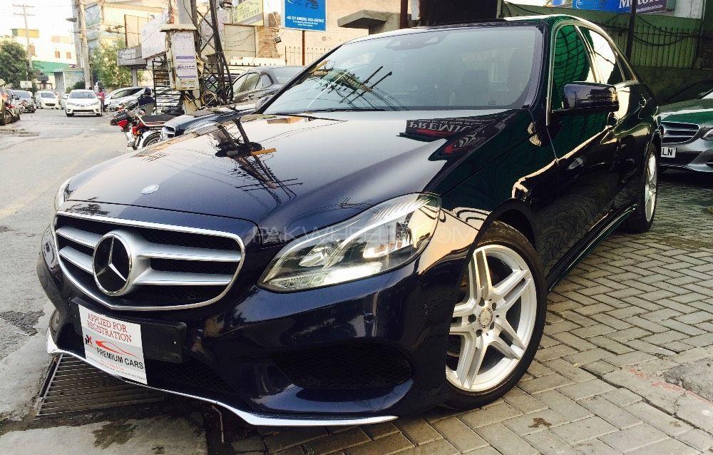 Mercedes Benz E Class E300 2013 Image-1