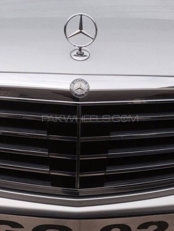 Mercedes Benz S Class S500 2006 For Sale In Karachi