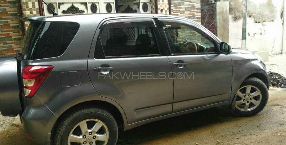Toyota Rush X 2012 For Sale In Karachi Pakwheels