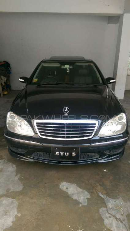 Mercedes benz s class s350 2005 for sale in sialkot for Mercedes benz s class 2005 for sale