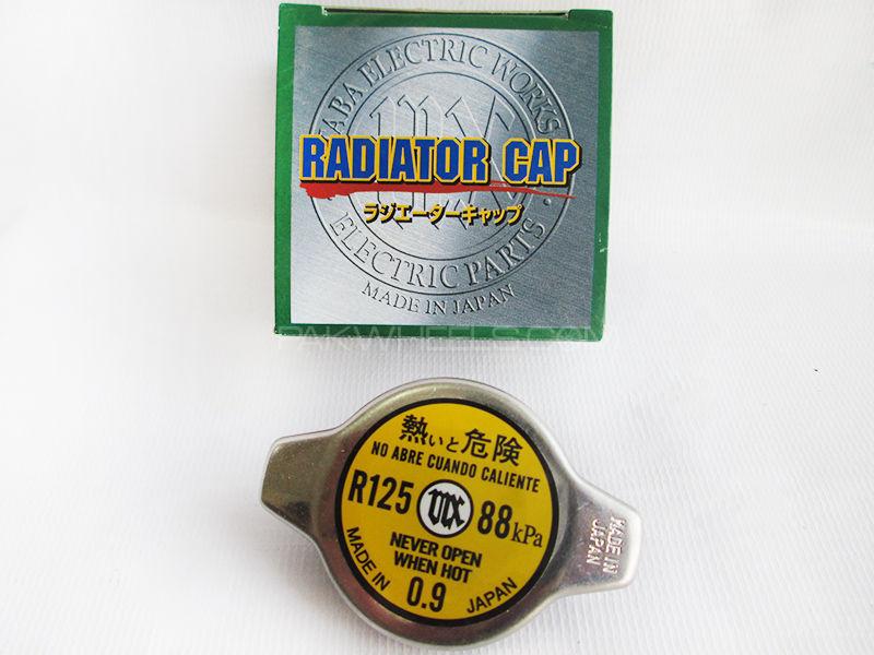 Radiator Cap JAPAN - R125 Image-1