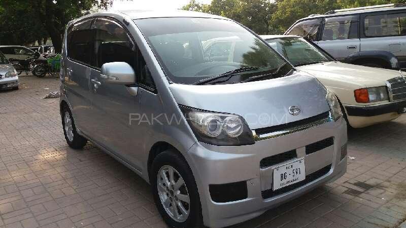 Daihatsu Move Custom X 2006 Image-1