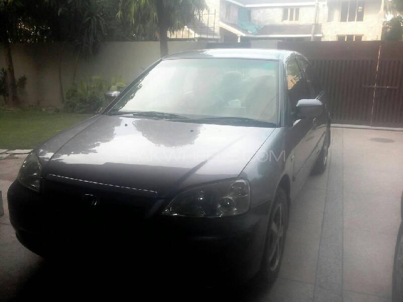 Honda Civic EXi Prosmatec 2003 Image-3