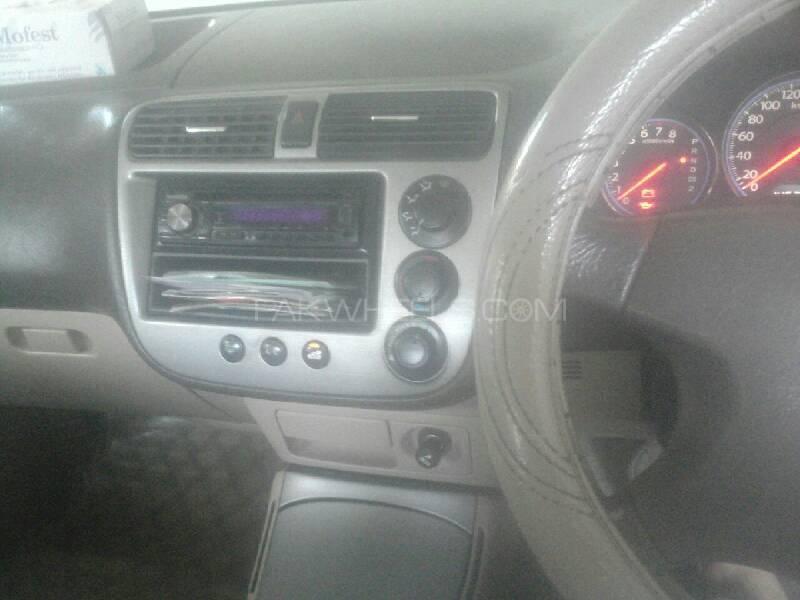 Honda Civic EXi Prosmatec 2003 Image-4