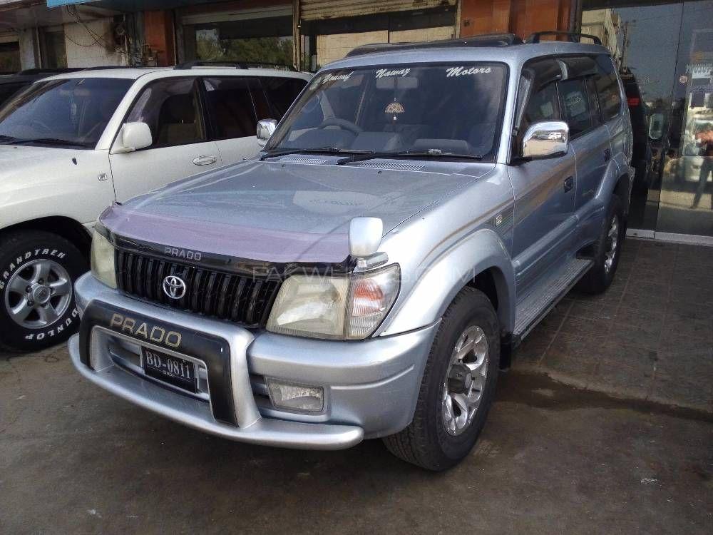 Toyota Prado TX Limited 3.4 2007 Image-2
