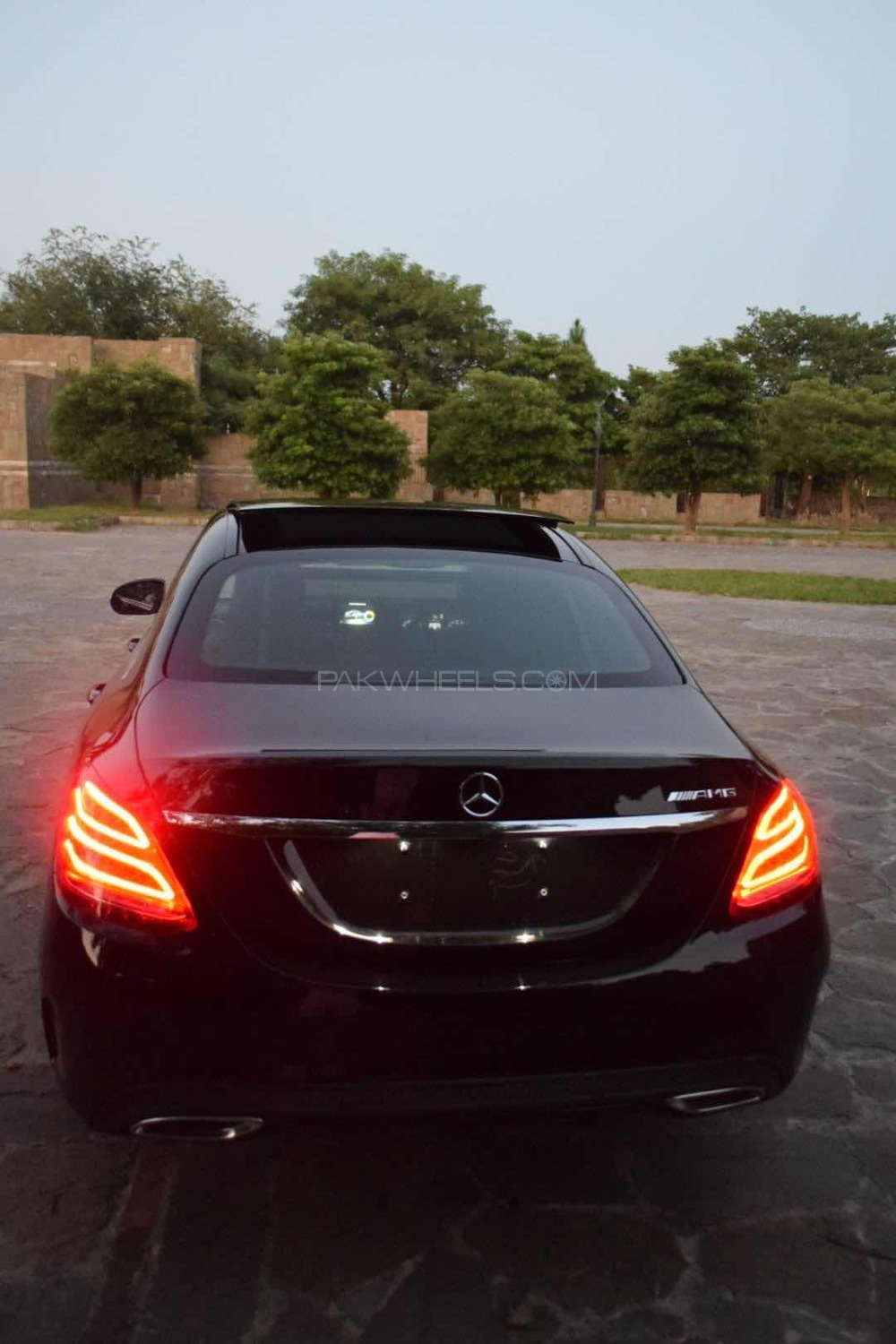 Mercedes Benz C Class C180 Amg 2016 For Sale In Islamabad