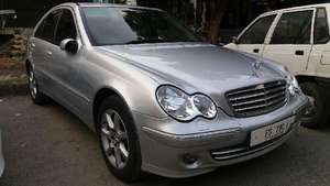 Mercedes Benz C Class C180 2006 for Sale in Islamabad