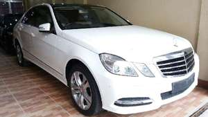 Mercedes Benz E Class E200 2013 for Sale in Islamabad