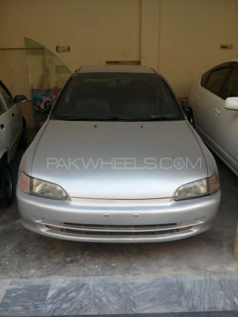 Honda Civic EX 1995 Image-1