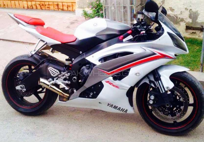 Used yamaha yzf r6 2009 bike for sale in lahore 169338 for 2009 yamaha r6