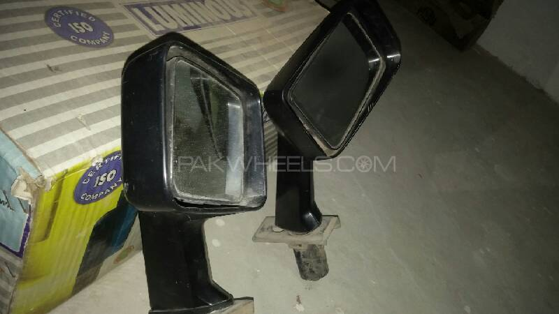 Fender mirrors for Corolla 1980-81-82 Image-1