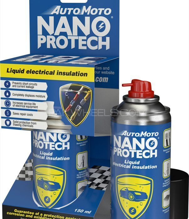 NanoProtech AUTO MOTO ELECTRIC Image-1