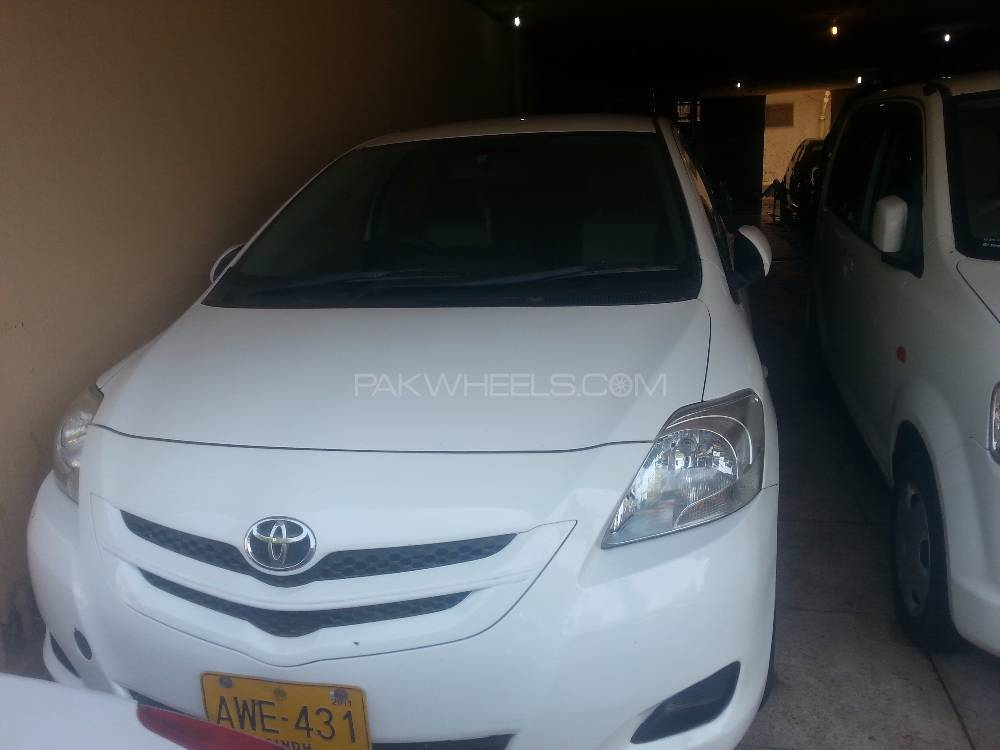 Toyota Belta X Business A Package 1.0 2006 Image-1
