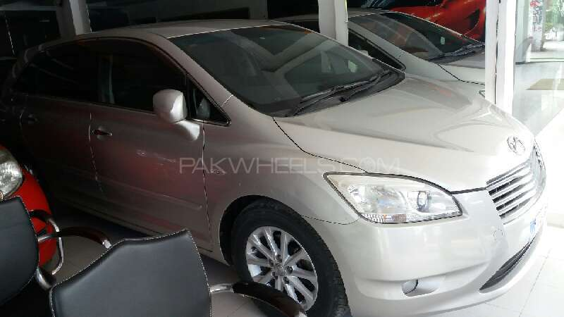 Toyota Mark X 250G F Package Smart Edition 2008 Image-1