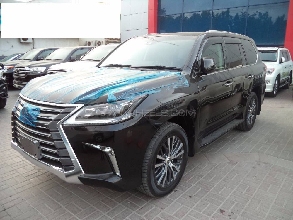 used lexus lx series for sale at auto mall karachi