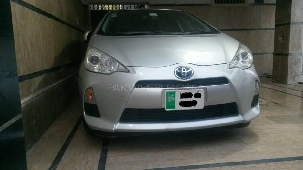 Toyota Aqua S 2012 Image-14